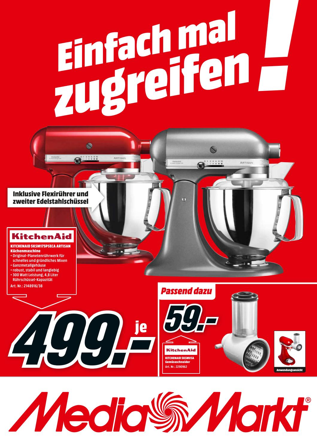 Robot Cocina Media Markt Kitchenaid Küchenmaschine Media Markt