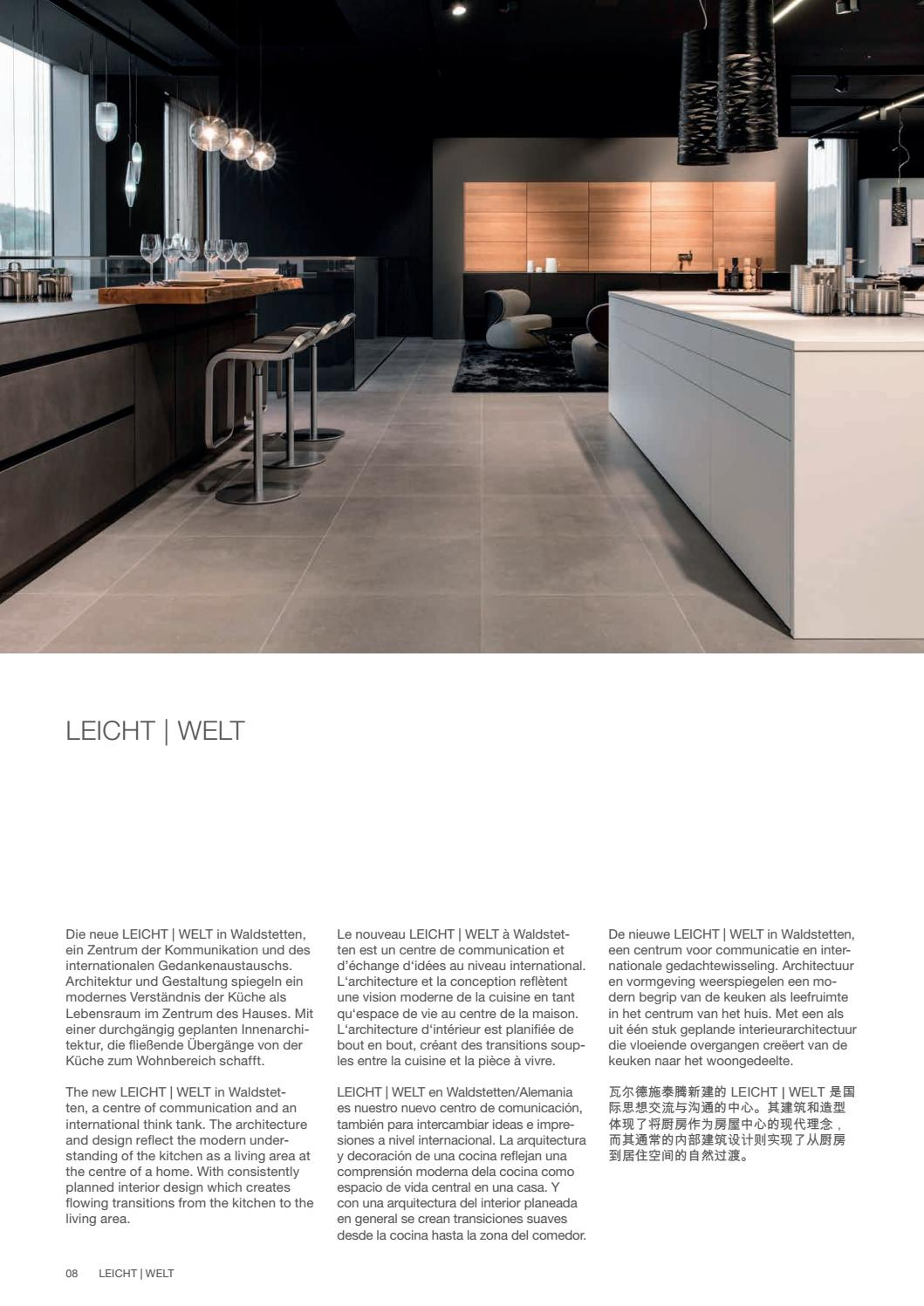 Vonder Interieur Divine Design Center Leicht Modern Kitchens 17 Catalog