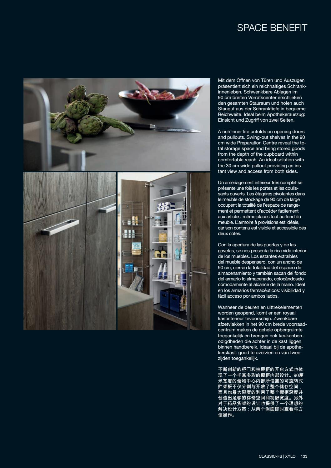 Apothekerskast In Modern Interieur Divine Design Center Leicht Modern Kitchens 17 Catalog