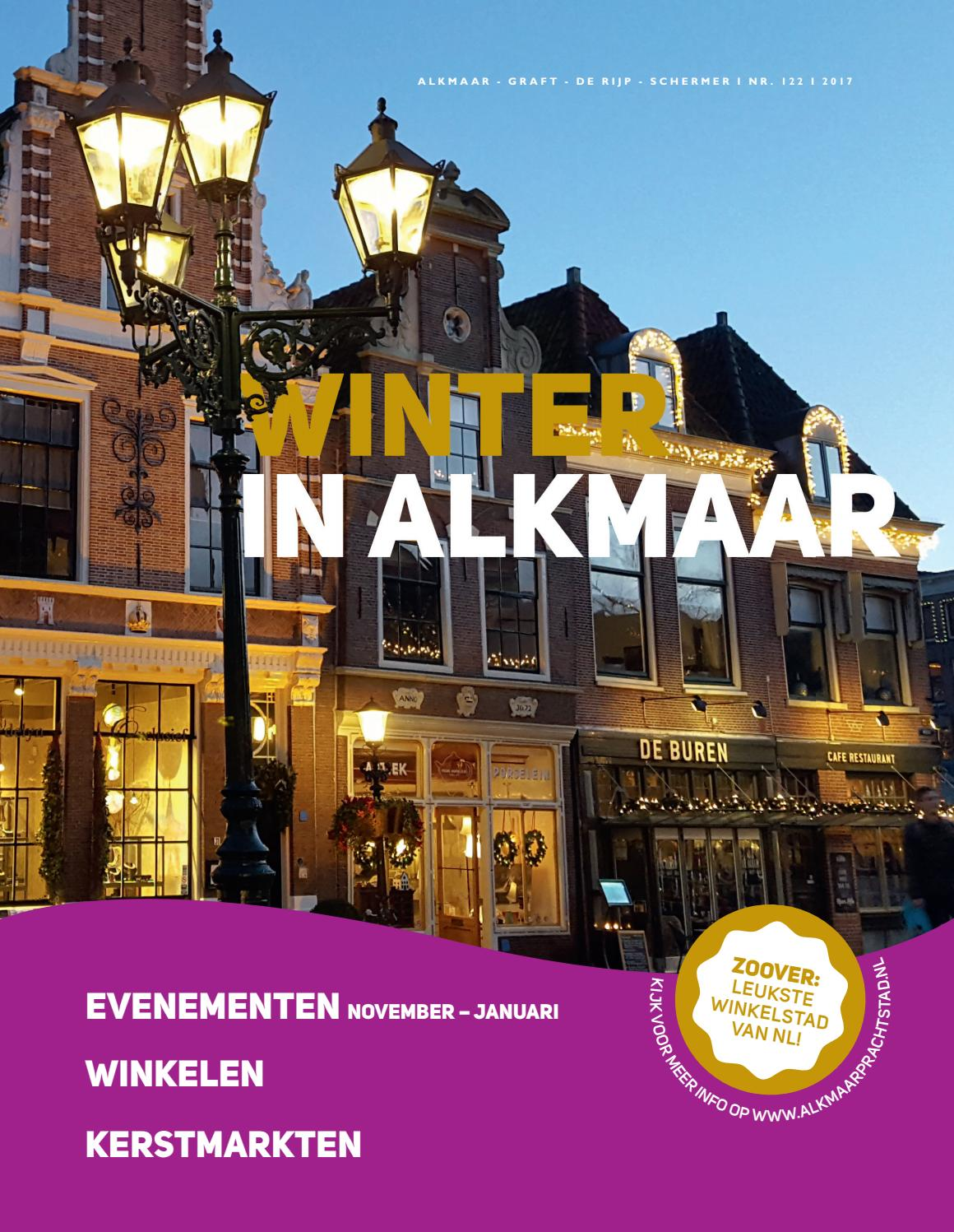 Basic Keuken Alkmaar Alkmaar Magazine November December 2017 By Rodi Media Issuu