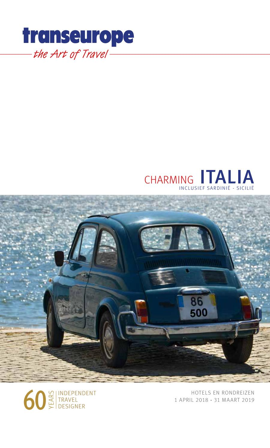 Auto Huren Palermo Luchthaven Charming Italia 1819 Nl By W247 Be Issuu