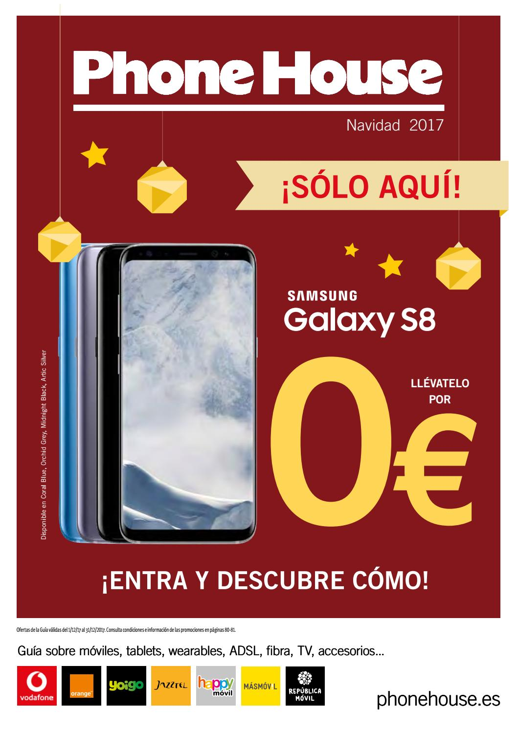 Phone House Moviles Libres Catalogo Catalogo Phone House De Navidad 2017 By Ofertas Supermercados Issuu