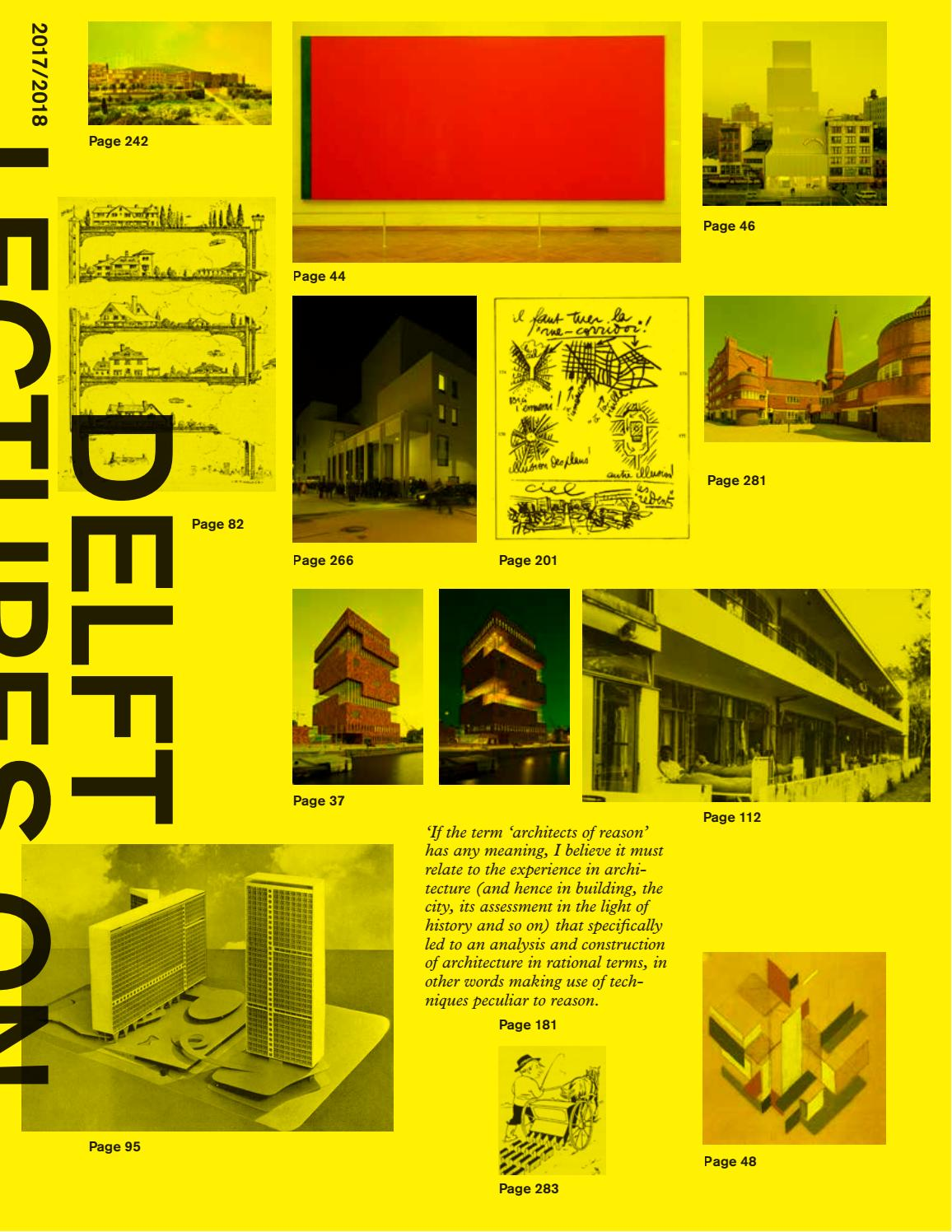 Superstudio Erfahrungen Delft Lectures On Architectural Design