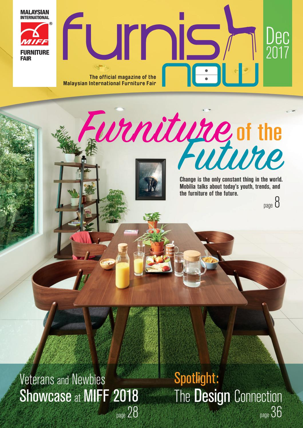 The Furnish Furnish Now Magazine December 2017 By Media Mice Issuu