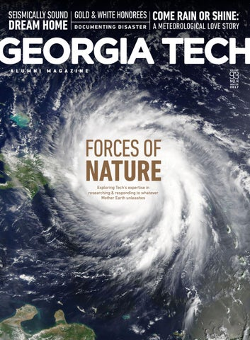 Georgia Tech Alumni Magazine Vol 93 No 4 by Georgia Tech Alumni