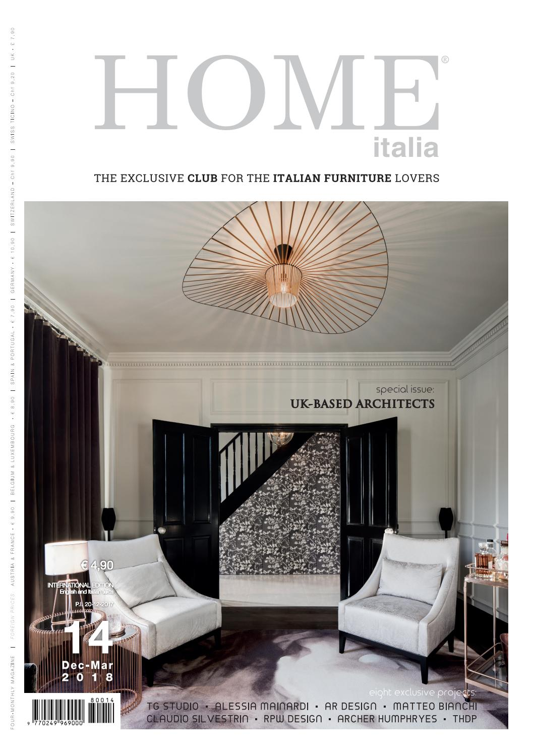 Tappeto Home Theatre Home Italia N14 By B L 1993 Issuu