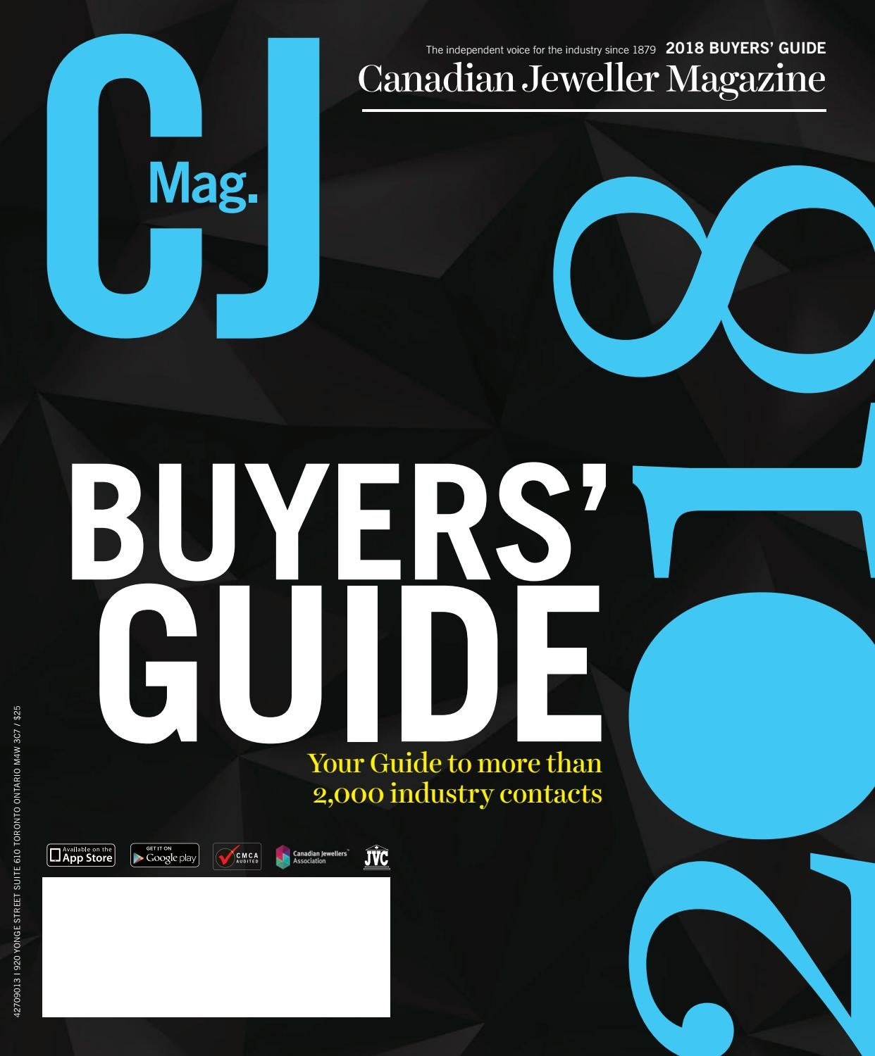 Cj 2018 Buyers Guide Preview By Canadian Jeweller Magazine Issuu