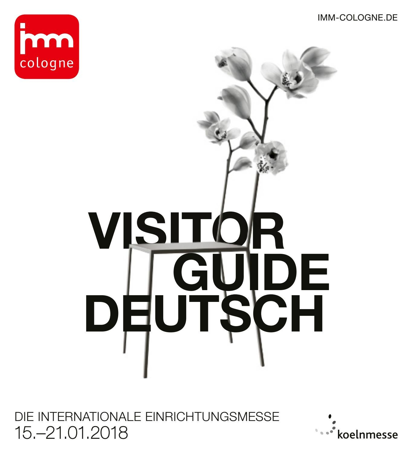 Vartian Teppiche Imm Cologne 2018 Visitor Guide D