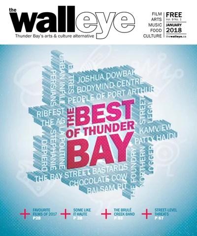 January 2018 by The Walleye Magazine - issuu