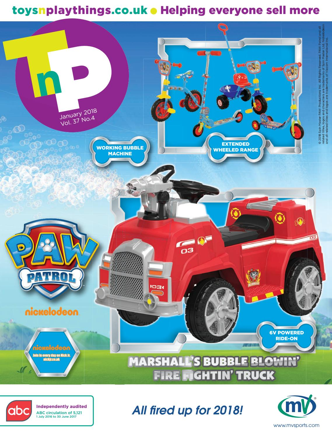 Outdoor Bubble Bett Toys N Playthings By Lema Publishing Issuu