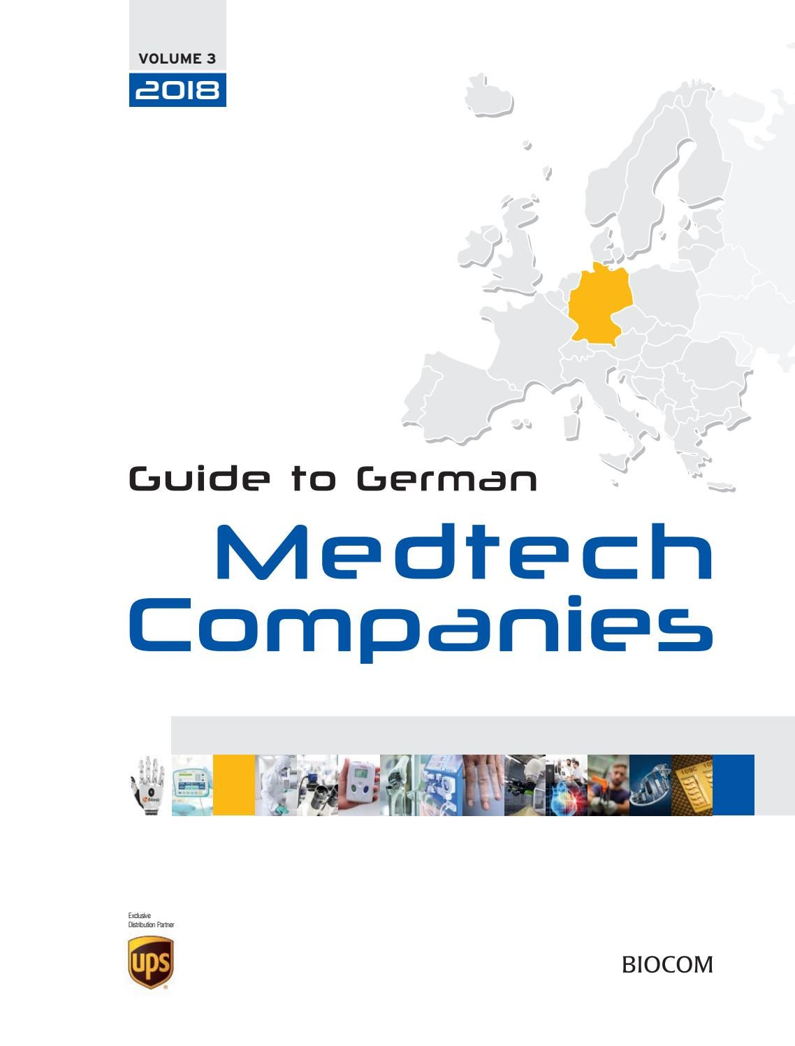 Roberto Albrecht Innendesign Eitorf Medtech Guide 2018 By Biocom Ag Issuu