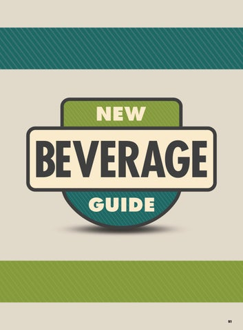 2017 New Beverage Guide by BevNET - issuu