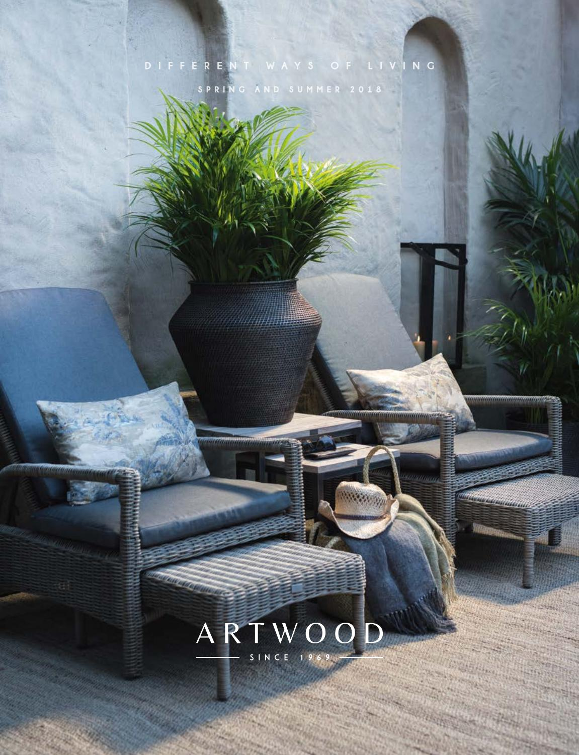 Chill Out Möbel Artwood 2018 Katalog Different Ways Of Living