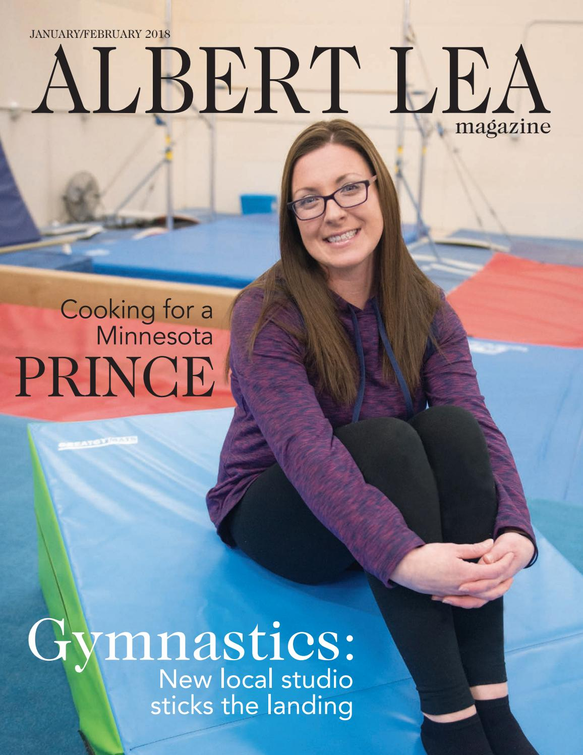 Fitness Lifestyle Wangen Albert Lea Magazine January February 2018