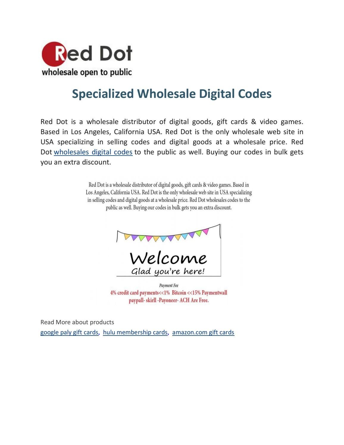 Wholesale Vendors California I Codes Wholesale Specialized Wholesale Digital Codes By I