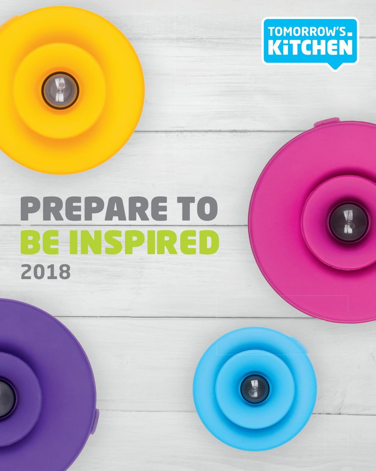 Tomorrow S Kitchen Product Catalog 2018 By Vacu Vin Issuu