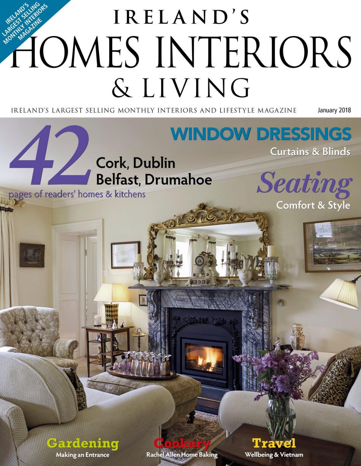 Kitchen Curtains Littlewoods Ireland S Homes Interiors And Living February 2018