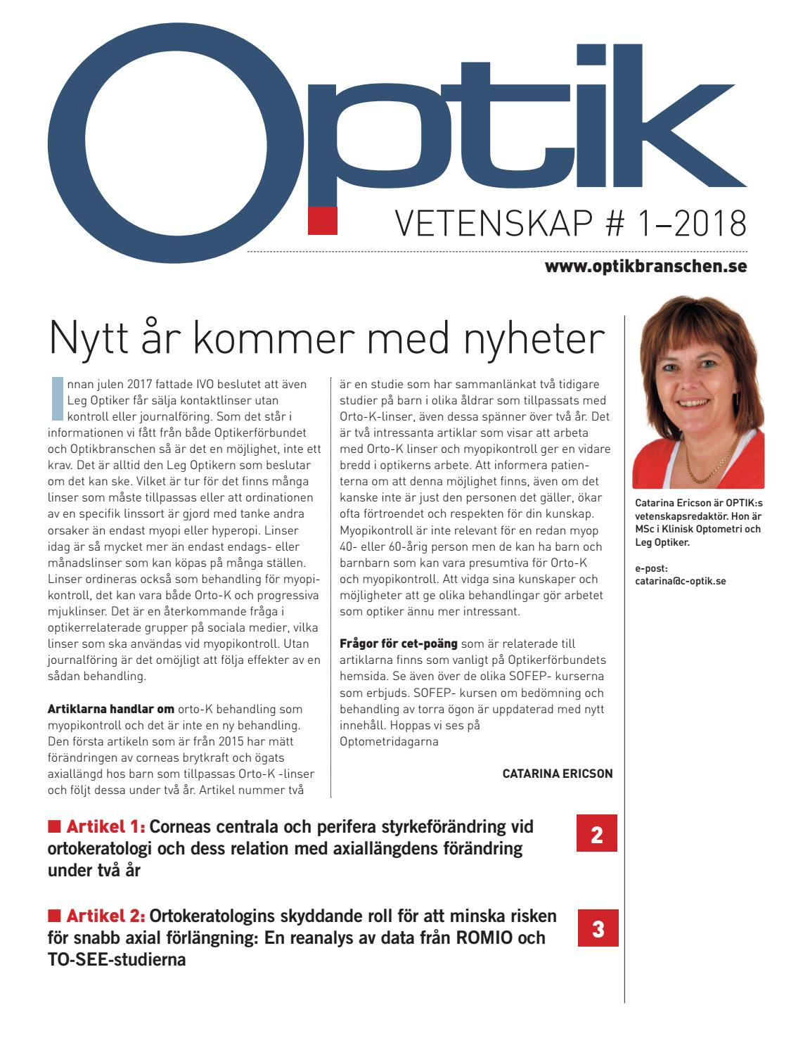 Test Optiker 2015 Vetenskap 1 18 By Optik Issuu