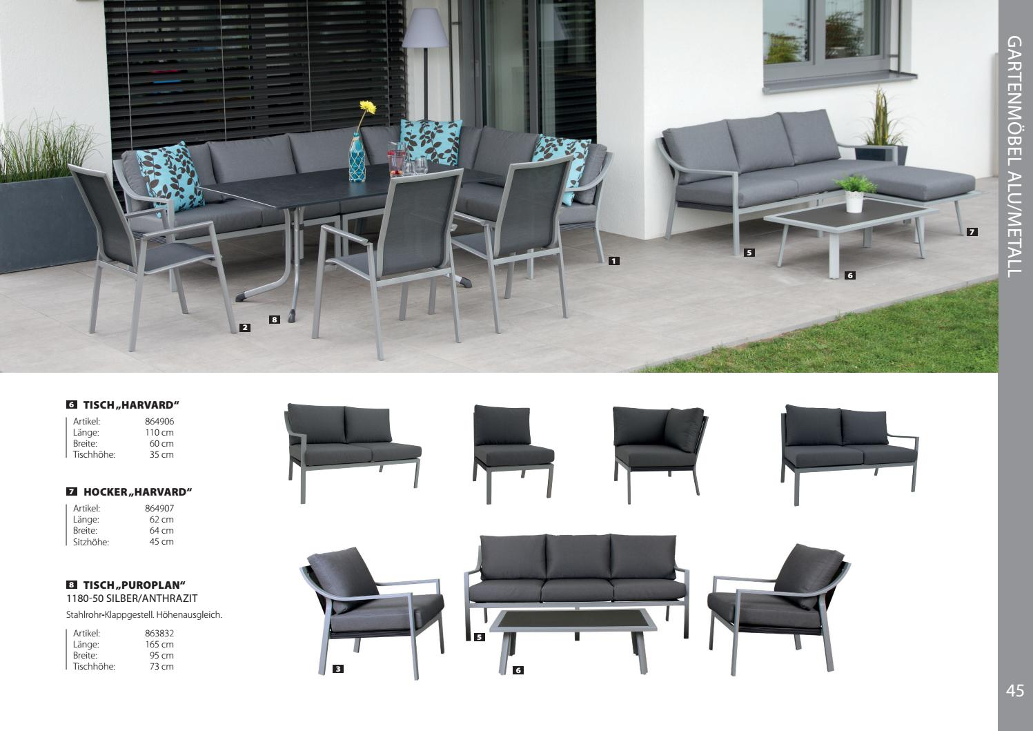 Alu Hocker Klappbar Aldi Gartenmbel Hocker Alu Mississippi Lounge Hocker Mix Grau