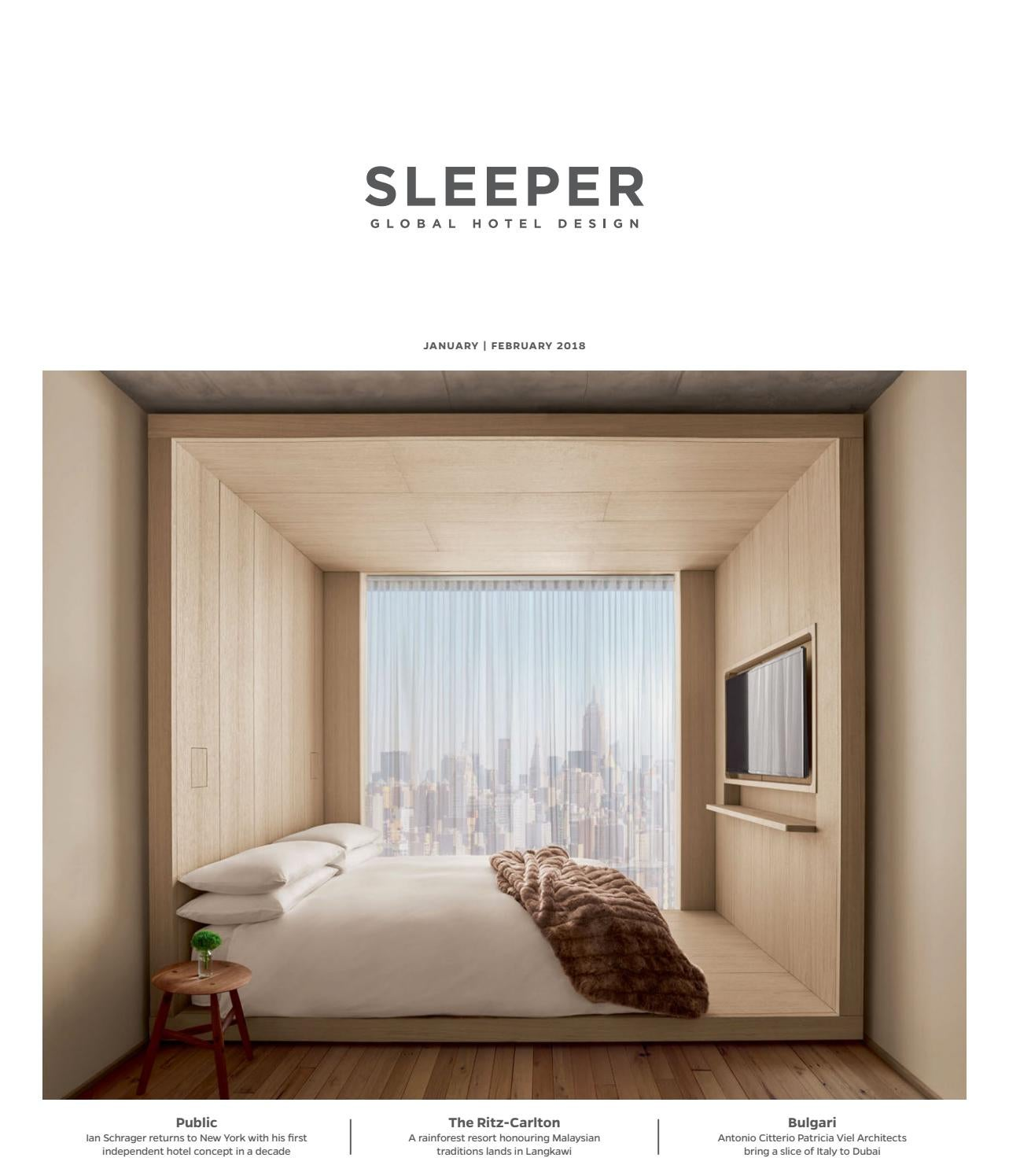 Sleeper January February 2018 Issue 76 By Mondiale Media Issuu