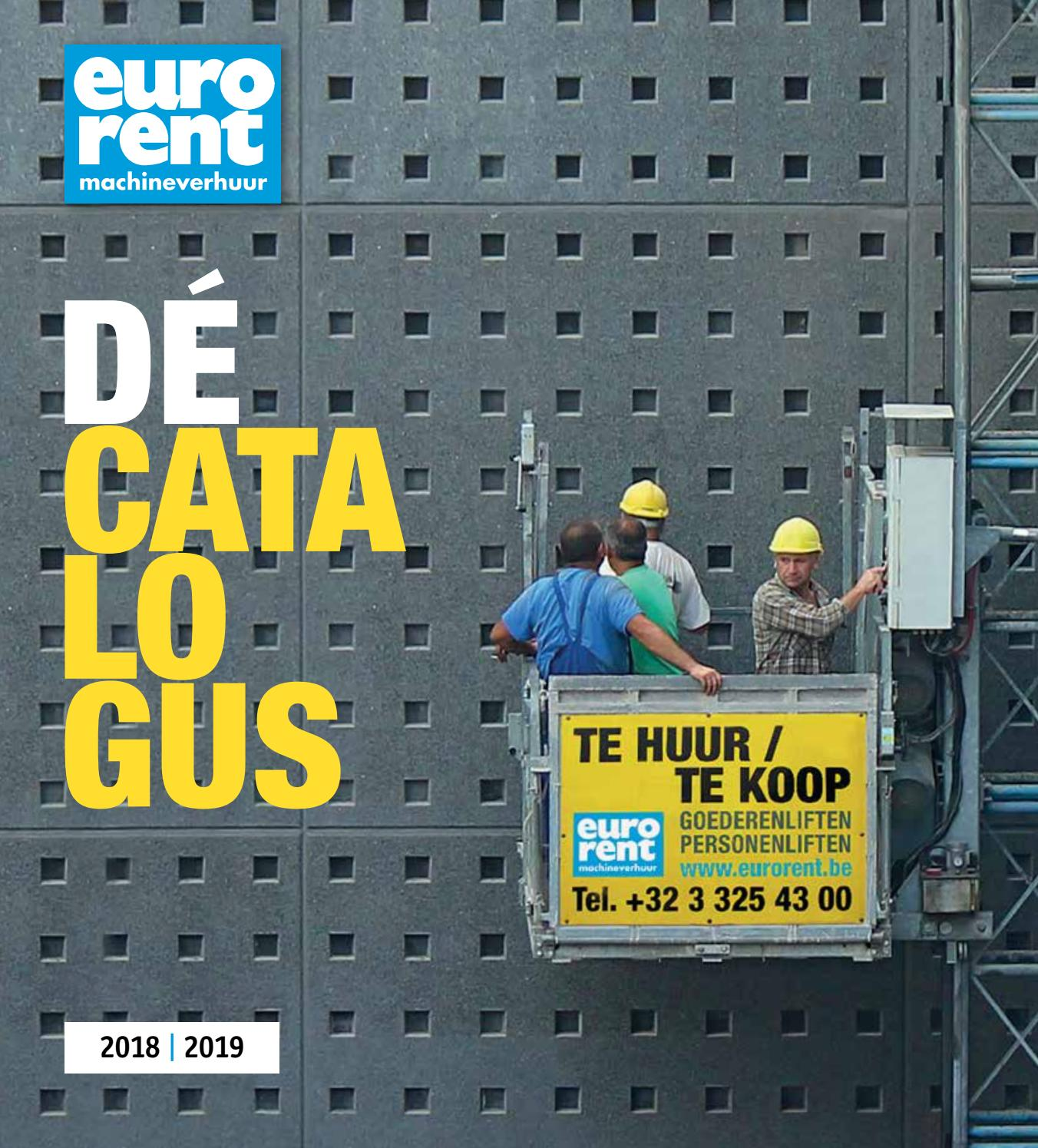 Metaaldetector Huren Euro Rent Huurcatalogus 2018 2019 By Euro Rent Issuu
