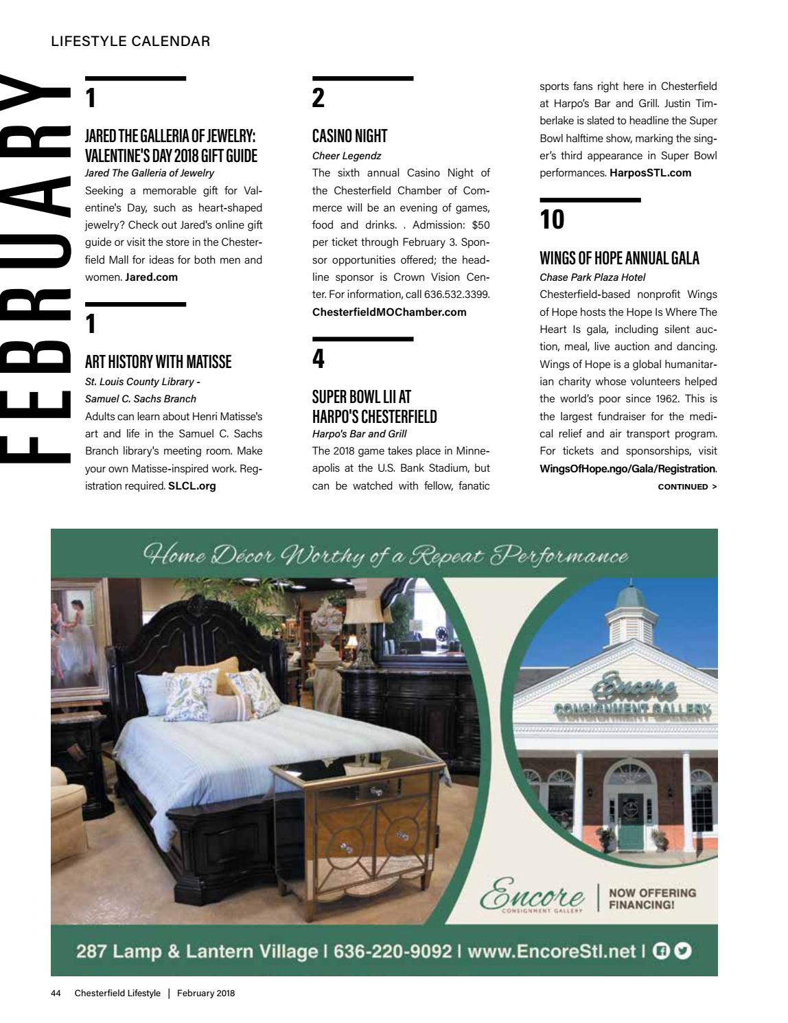 Bank At Chesterfield Mall Chesterfield Mo February 2018 By Lifestyle Publications Issuu
