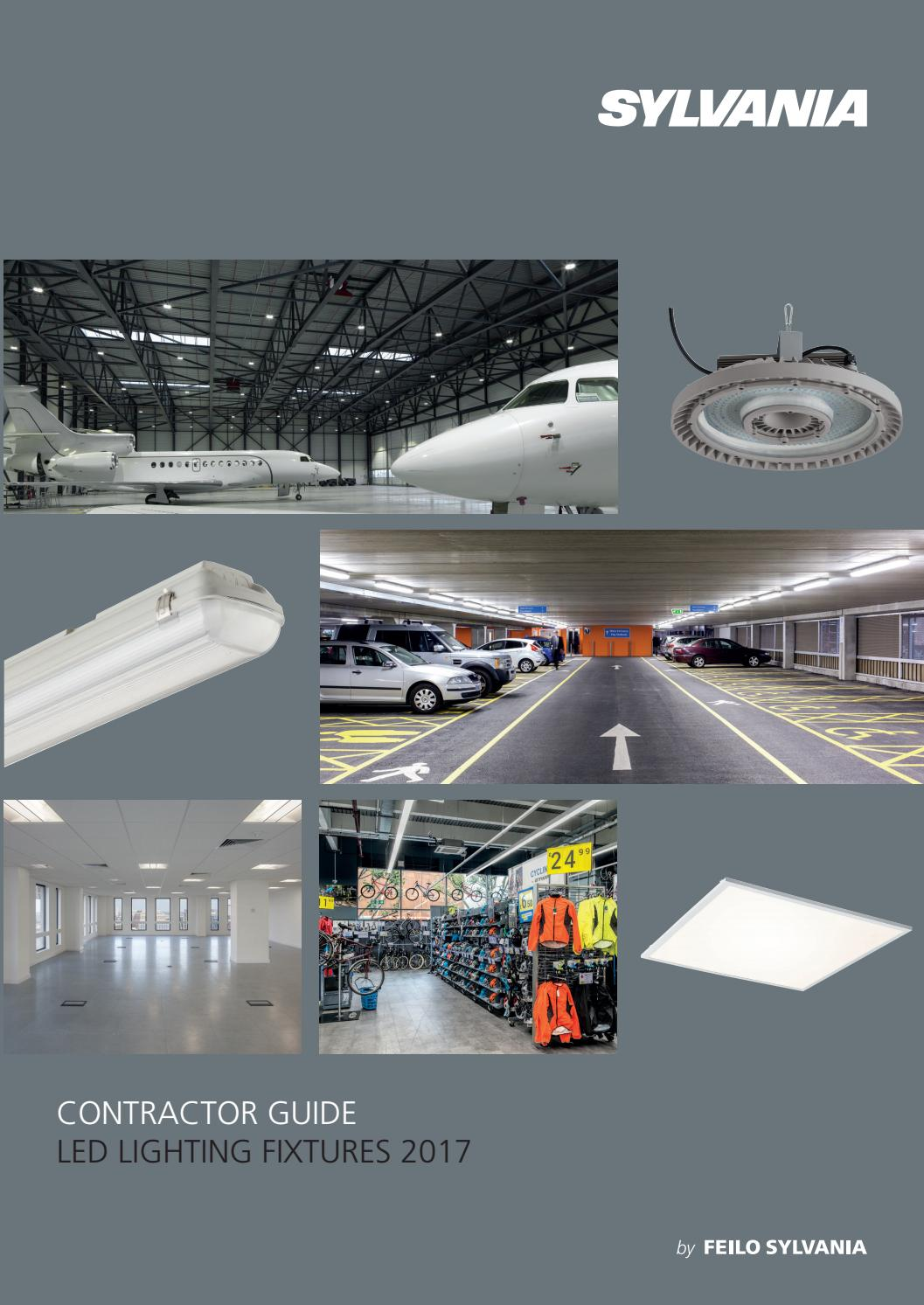 Luminaire Saint Etienne Sylvania Full Range Contractor Catalogue 2017 By Led World Issuu