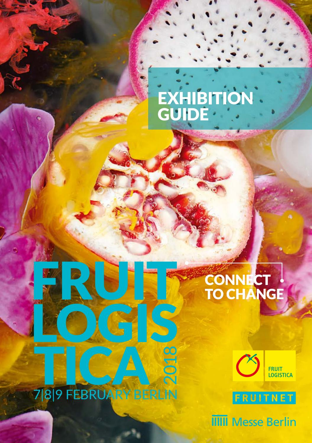 Gfk Pool Duisburg Exhibition Guide Fruit Logistica 2018 By Fruchthandel Magazin Issuu