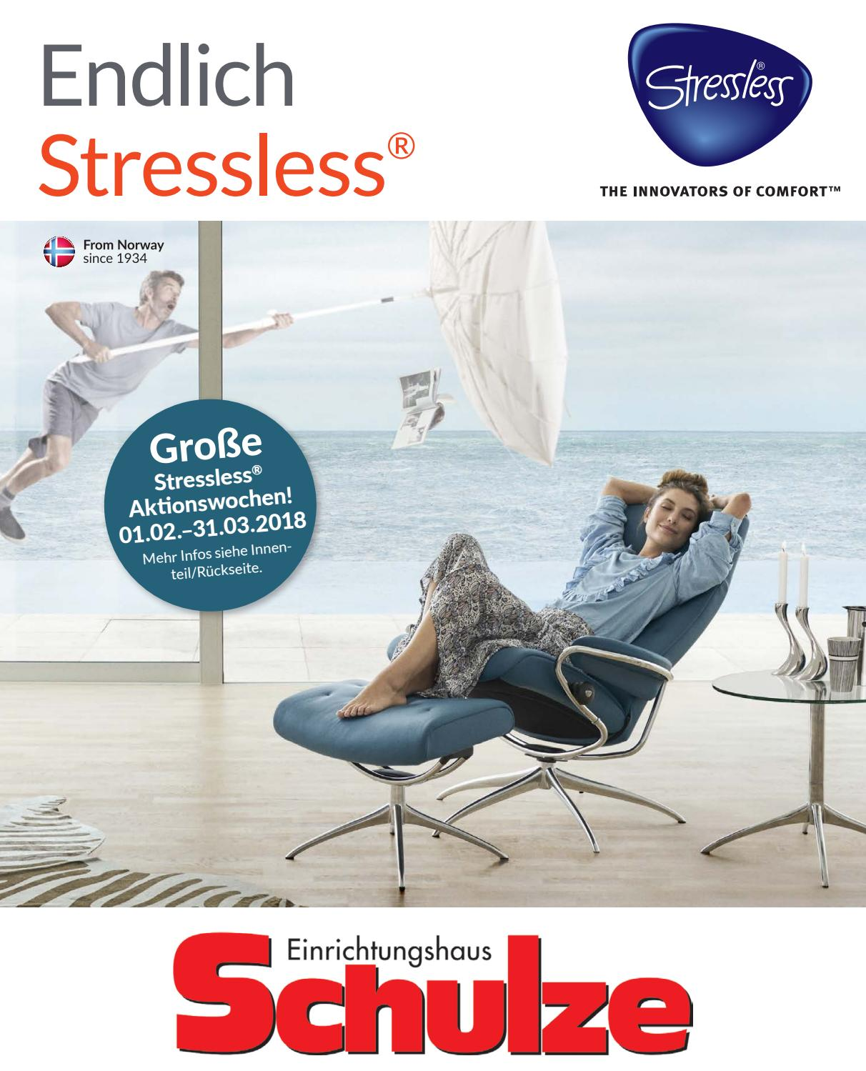 Stressless Sessel Inkl. Hocker Modell Sunrise (m) Classic Endlich Stressless 01 02 31 03 By Möbel Schulze Issuu