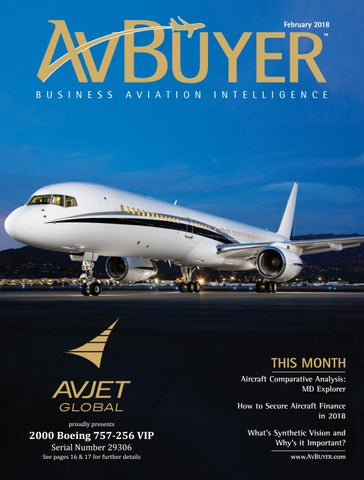 AvBuyer Magazine February 2018 by AvBuyer Ltd - issuu