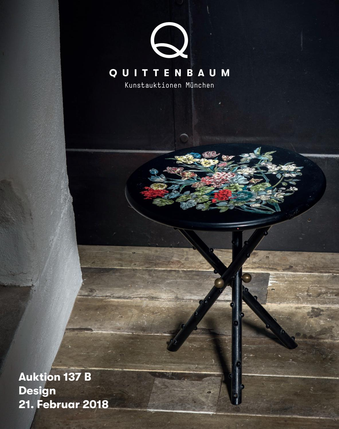 Auction 137 B Design Quittenbaum Art Auctions By Quittenbaum Kunstauktionen Gmbh Issuu