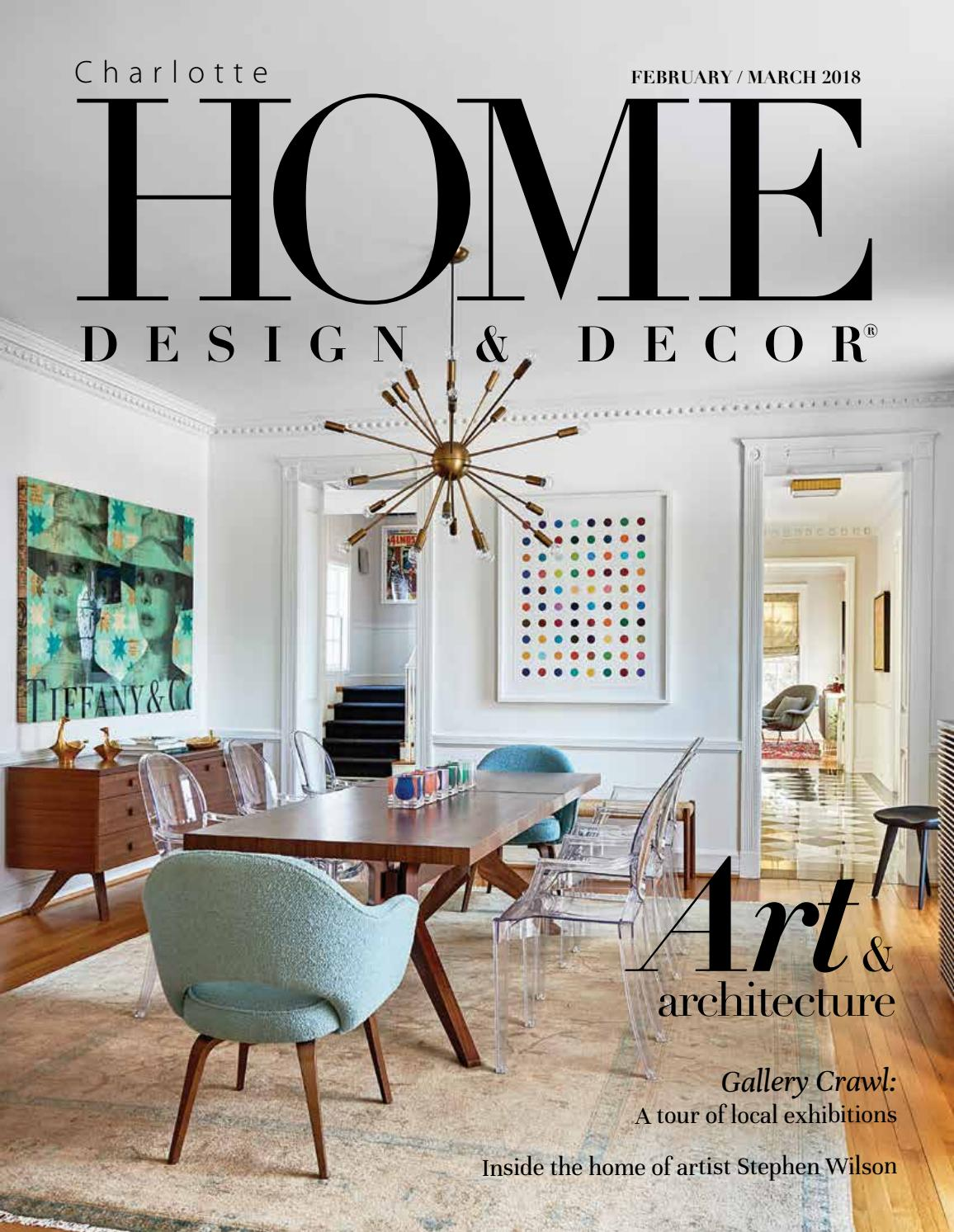Wallpaper Magazine Kitchen Design February March 2018 By Home Design And Decor Magazine Issuu