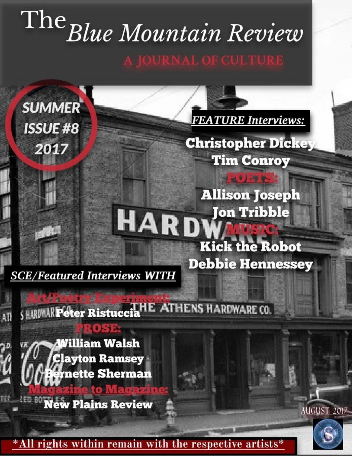 Home Hardware Varennes The Blue Mountain Review Issue 8