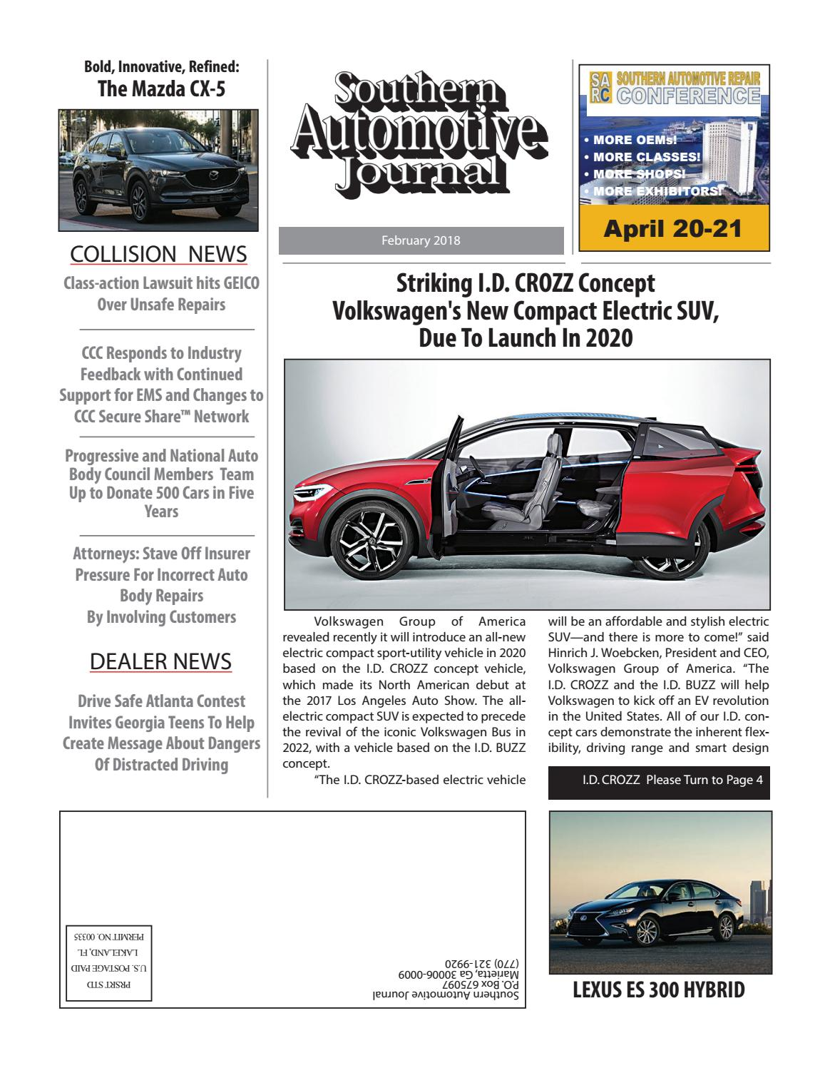 Garage Bmw Angers February 2018 By Southern Automotive Journal Issuu