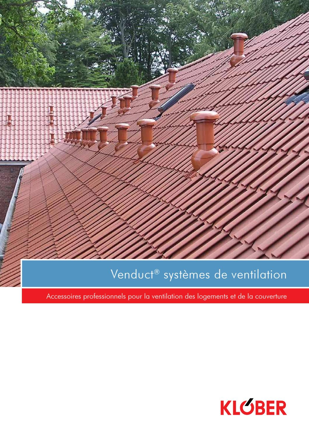Tuile Double Romane Brun Fr Brochure Venduct By Bigmatfrance Issuu