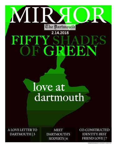 The Dartmouth Mirror 2/14/18 by The Dartmouth Newspaper - issuu