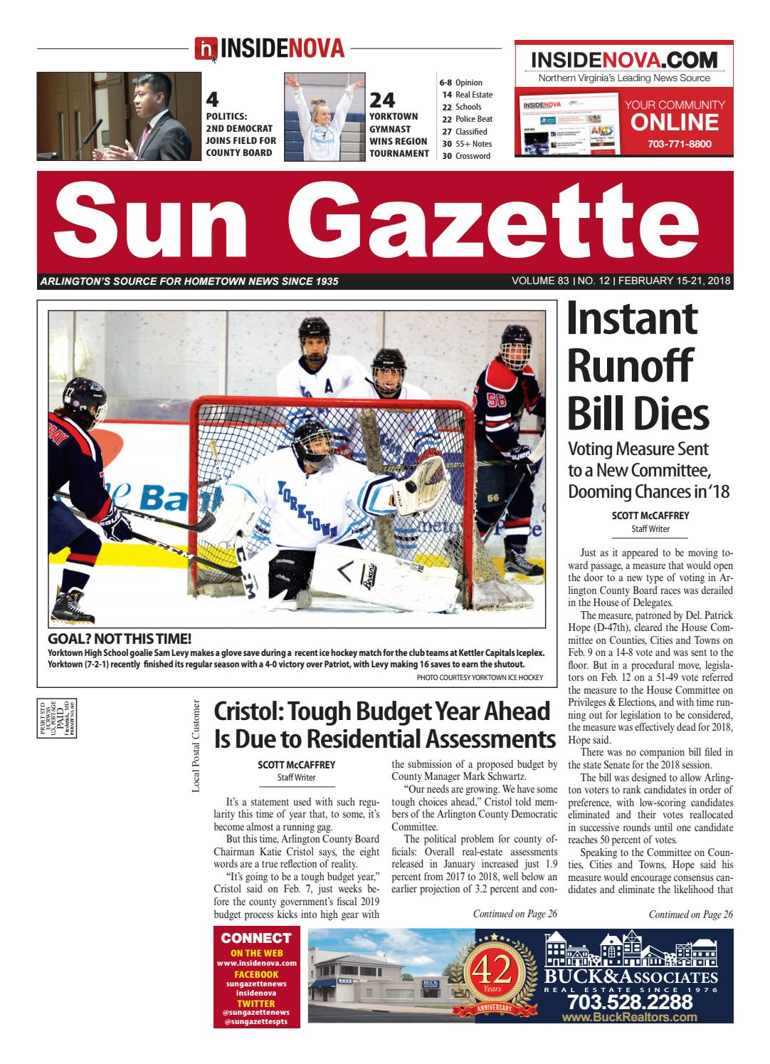 Kettler Julia Rt Sun Gazette Arlington February 15 2018