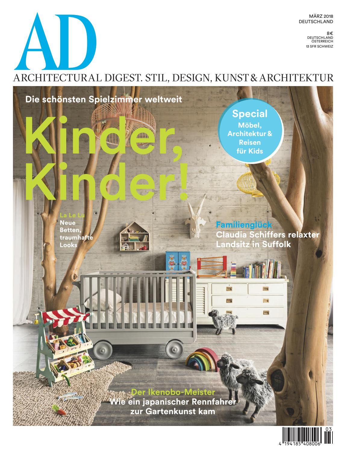 Möbel Ad Ad 03 2018 By Ad Architectural Digest Issuu