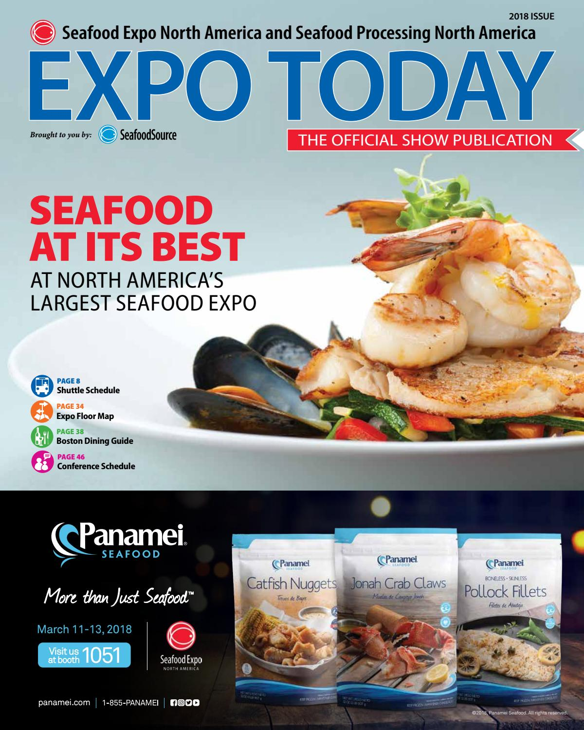 Expo Cuisine Seafood Expo North America And Seafood Processing North America