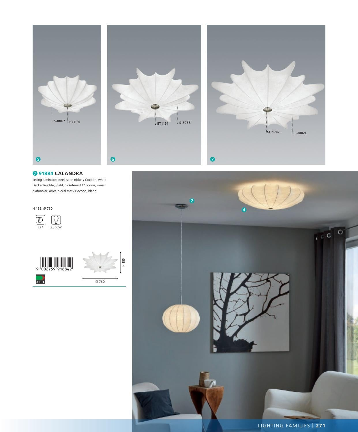 Wischtechnik Türkis Eglo Interior Lighting 2016 2017 Part4 By Larsa Lighting Issuu