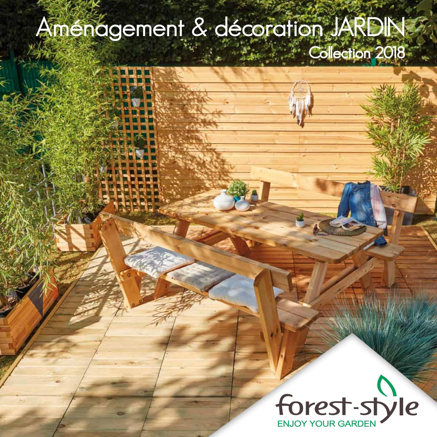 Catalogue 2018 Forest Style By Forest Style Issuu - Tuinieren 1m2