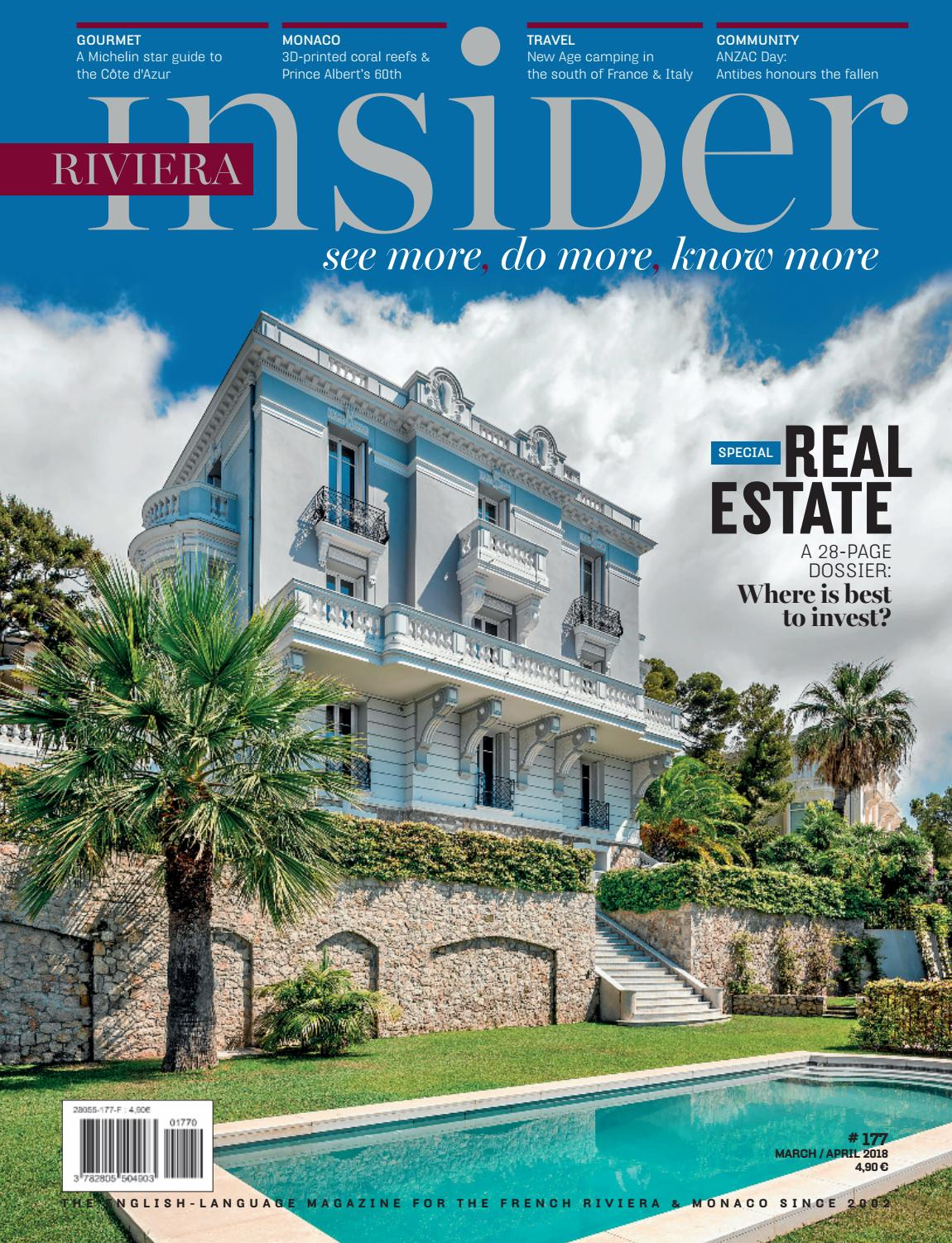 Euromaster Salon De Provence Riviera Insider March April 2018 By Riviera Press Issuu