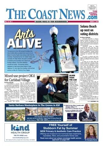 The coast news, march 2, 2018 by Coast News Group - issuu