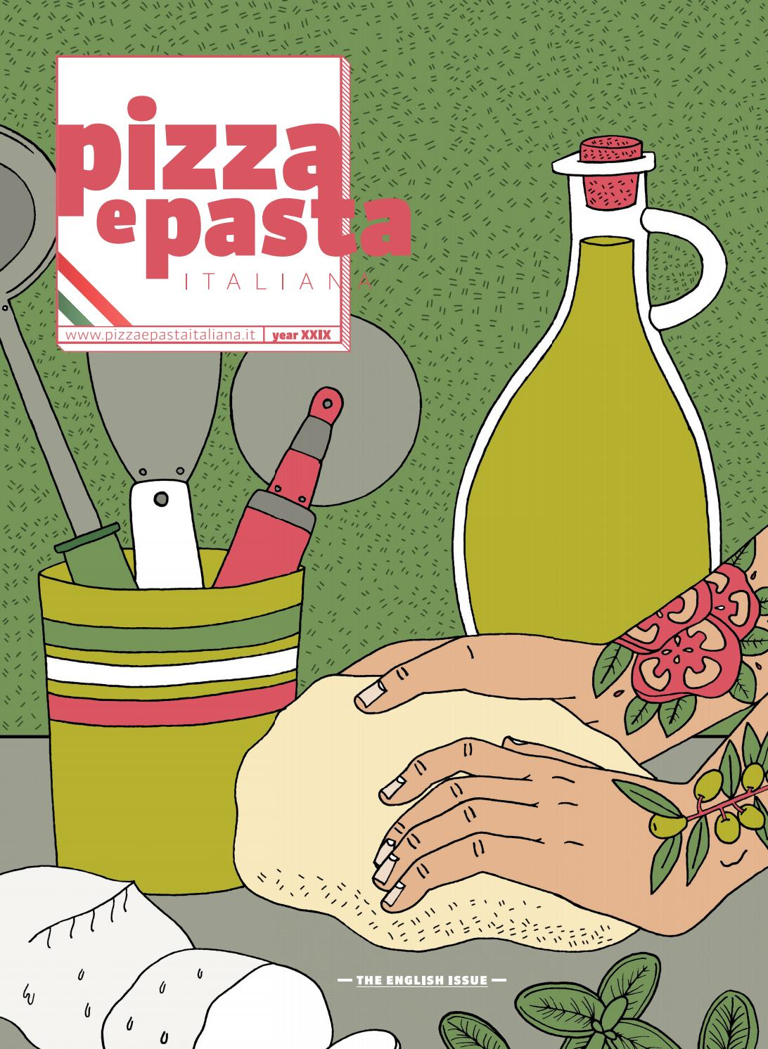 Arte E Pizza Menu Rimini Pizza E Pasta Italiana English Issue By Pizza E Pasta Italiana