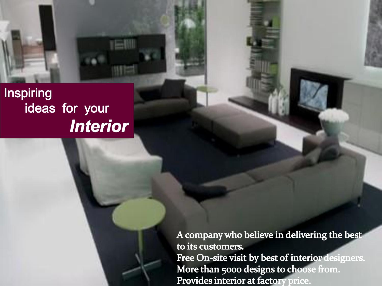 Interio Sofa Modular Fantasy De Interio By Fantasydeinterio Issuu
