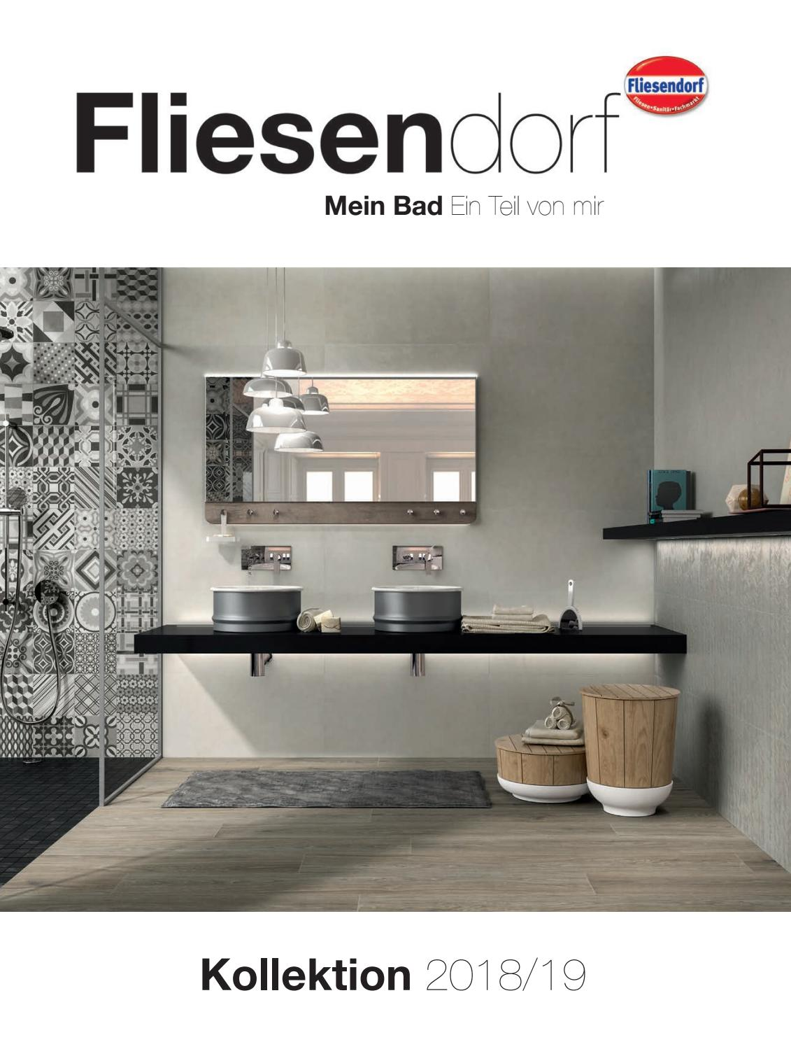 Feinsteinzeug Fliesen Dekor Fliesendorf Kollektion 2018 2019 By Fliesendorf At Issuu