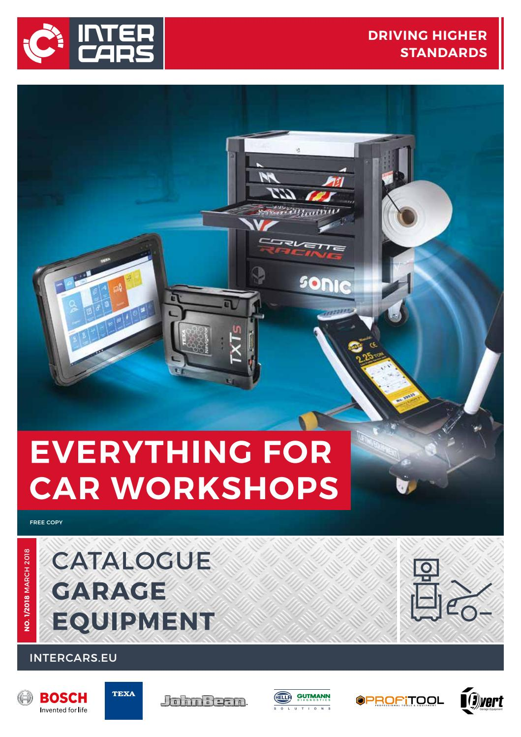 Apart Katalog Online Garage Equipment Catalogue 2018