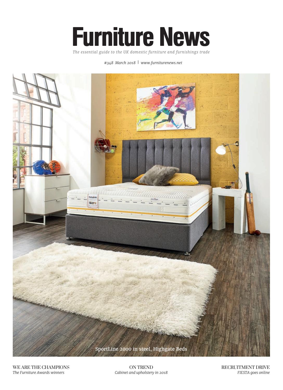 Furniture News 348 By Gearing Media Group Ltd Issuu - Dfs Sofa Kettering