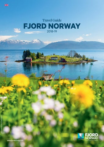 Fjord Norway Travel Guide 2018 by Bodoni - issuu