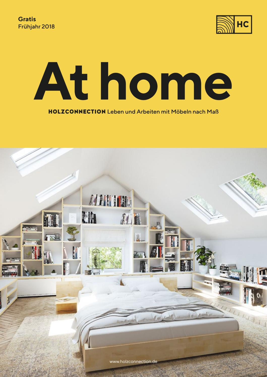 Massivholzbett Regensburg At Home Holzconnection Magazin By Holzconnection Issuu